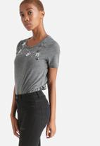ONLY - Beah Embellished Top