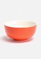 Urchin Art - Set of 4 Colour Block Bowls