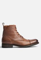 Jack & Jones - Ernest Leather Boot