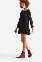 AX Paris - Lace Detail Swing Dress
