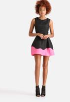 AX Paris - Monochrome Skater Dress