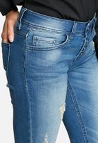 Jacqueline de Yong - Fame Button Destroy Skinny