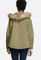 VILA - Tanie Parka Jacket