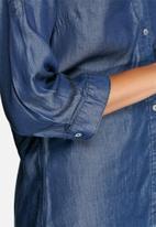 VILA - Rams Long Denim Shirt