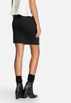 VILA - Tinny Pencil Zip Skirt