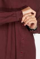 VILA - Liza Long Soft Shirt