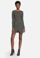 VILA - Swing Striped Dress
