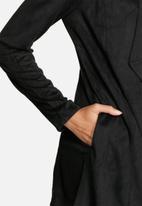 VILA - Simply Faux Suede Soft Blazer