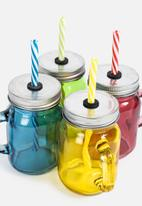 Kitchen Craft - Drink Jars