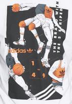 adidas Originals - Tongue Basketball Tee