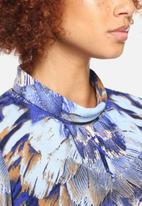 Y.A.S - Feather Blouse