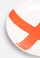 Urchin Art - Cross Salad Bowl