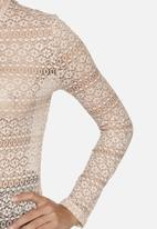 Vero Moda - Lorelai Lace Funnel Top