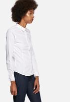 Jacqueline de Yong - Lindsey Shaped Shirt