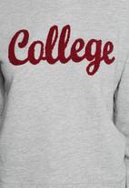 Pieces - Danni College Sweat