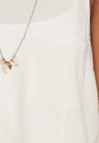 Vero Moda - Donna Pocket Tank Top