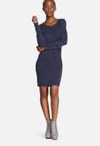 ONLY - New Hayley Zipper Knitted Dress