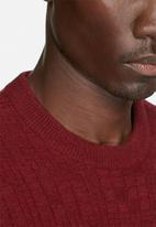 Ben Sherman - Textured Knit