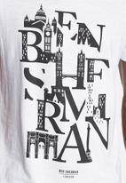 Ben Sherman - Multi-Font Logo Tee