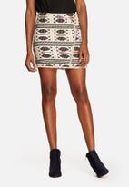 Vero Moda - Selma Mini Skirt