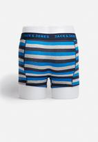 Jack & Jones - Stripe Contrast Trunks