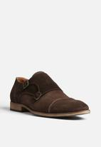 Selected Homme - Bolton Monk Suede Shoe