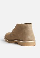 Selected Homme - Royce Light Suede Boot