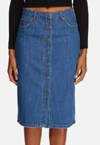 Vero Moda - Abrigel Denim Skirt
