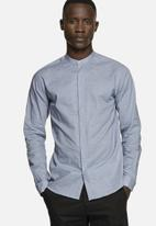 Selected Homme - Neat Wood Slim Shirt