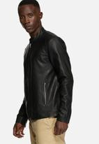 Selected Homme - Kyle Leather Jacket