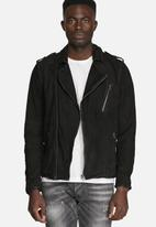 Jack & Jones - Base Leather Jacket