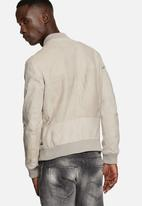 Selected Homme - Nean Suede Bomber