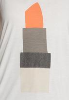 Noisy May - Lipstick Vest