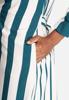 ONLY - Cool Long Stripe Jacket