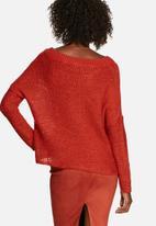 Glamorous - Crop Knit Jumper
