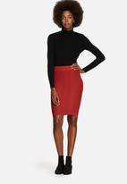 Glamorous - Bodycon Knit Skirt