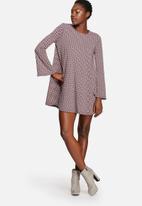Glamorous - Geometric Print Dress