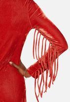 Glamorous - Velvet Dress