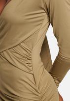 Glamorous - Autumn Dress