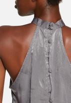 Glamorous - Split Back Top