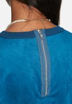 Glamorous - Rib Sleeve Top
