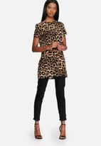 Glamorous - Leopard Print Tunic