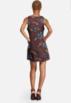 Glamorous - Botanical Dress