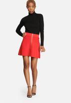 Glamorous - Zipper Knit Skirt