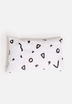 Zana x Superbalist - Shapes Pillowcase Set