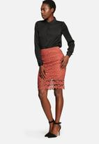 ONLY - New Liva Lace Skirt