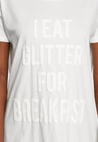 Noisy May - Glitter Long Tee