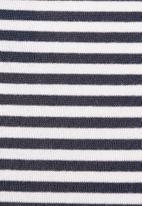 Y.A.S - Base Stripe Boatneck Top