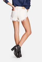 One Teaspoon - Le Crème Rollers Shorts