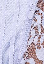 VILA - Lasso Lace Top